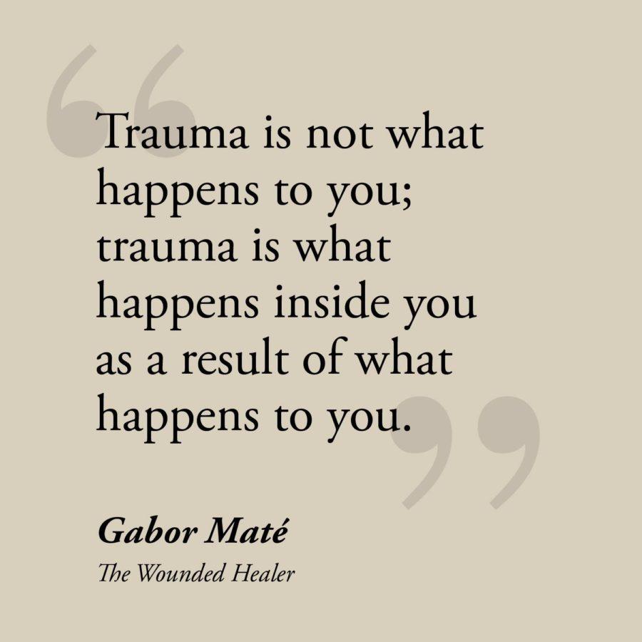Trauma - Gabor Mate